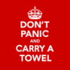 carry a towel