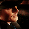 Late Night Drops of Random: Dean's profile in fedora