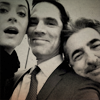 SSA McGeek: Thomas Paget and Joe...adorable