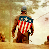 Marvel: Cap and shield