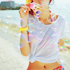 girlZ: soap bubble~。o○