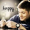 My Hunter: Dean Happy!