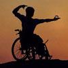 Инва (на коляске)