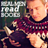 Sherlock/John/real men read
