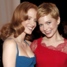 michelle williams & jessica chastin