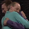 It goes ding when there's stuff: [whose line] hug!
