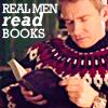 space_oddity_75: SH_john_realmenreadbooks_by_casett