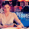 BtVS/AtS - Buffy - Reading Fanfic