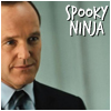 ljc: avengers (coulson is a spooky ninja)