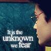 harry potter - fear