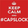 Text - #capslock