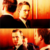 Suits Harvey-Mike look