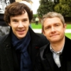 Fat Fred the Otter and Skippy: Sherlock