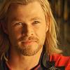 Bluespirit: Thor - smile