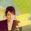 Angela boss