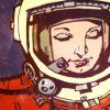 to boldly go | Valentina Tereshkova