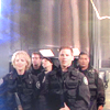 SG: SG-1 Team outdoors