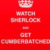 Omen-chan: Cumberbatched