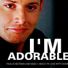 My Hunter: Dean I'm Adorable!