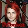 lizibabes: Gerard red