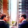 Campaspe: Suits \\ Mike&Harvey; the look of