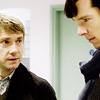 Sh Johnlock look