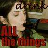 drink all the things
