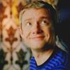 Sherlock: John's wee smile