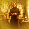 Severus at Spiner's End