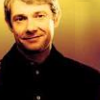 BBC Sherlock:John Watson glows