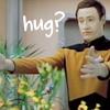 Gwendolyn: Data hug