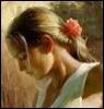 Девушка с бантиком