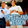 Mandy: spn!otp!smith & wesson