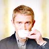Lenre Li: Sherlock - John/tea OTP