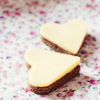 <3, cheese hearts