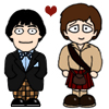 Two loves Jamie