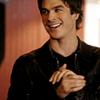 [Damon] cheery