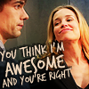 mystizan: Covert Affairs: Awesome