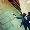 Sherlock SH Firing a Gun