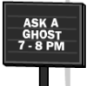 Ask a Ghost