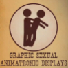 Graphic Animatronic Sexual Displays