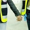 pepe/silvia - holding hands