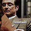 Because Bill Haydon reads femslash