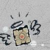 Monika: Portal - Companion Cube