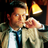 Castiel, Angel of the Lord: Irritated