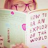 Jessica Nicole: girl; reading