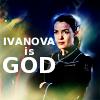 Ivanova is God