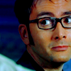 tenth doctor in glasses