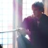 Arthur at window