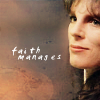 Faith Manages